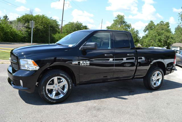 2014 ram 1500 crew cab express. Black Bedroom Furniture Sets. Home Design Ideas