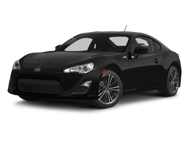 2014 Scion FR-S Black