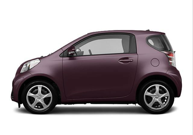 2014 Scion iQ Colors