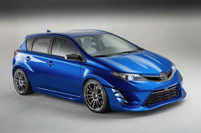 2017 Scion Hatchback iM