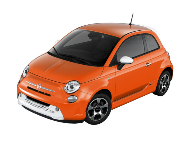 2014 fiat 500e orange. Black Bedroom Furniture Sets. Home Design Ideas