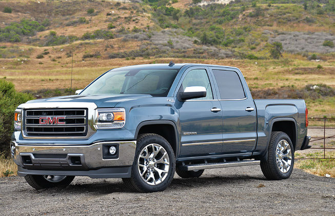 2015 gmc sierra 1500 crew cab vs 2014 gmc 1500 crew cab autos post. Black Bedroom Furniture Sets. Home Design Ideas