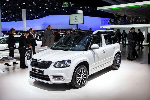 2014 skoda yeti cars magazine. Black Bedroom Furniture Sets. Home Design Ideas