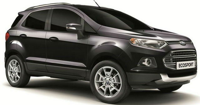Image Result For Ford Ecosport Limited Edition