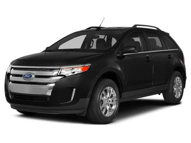 2014 Ford Edge Sport Black