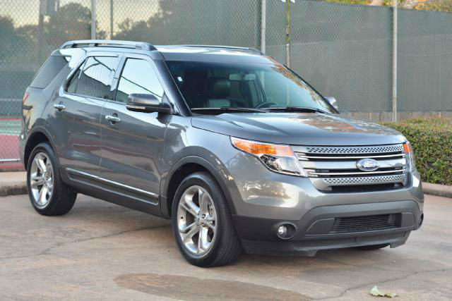2014 ford explorer safety - Ford Explorer 2014 Limited