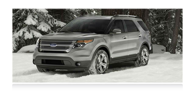 2014 ford explorer cars magazine. Black Bedroom Furniture Sets. Home Design Ideas