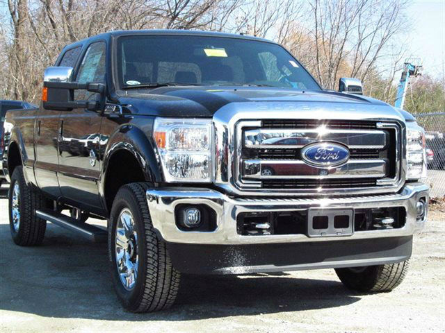 2014 Ford F350 Dually Diesel | Automobile Magazine