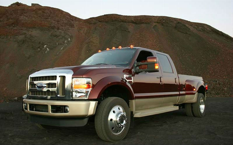 2014 Ford F-450 King Ranch