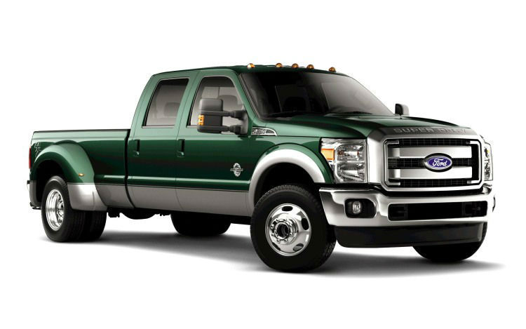 2014 Ford F350 Dually Lariat