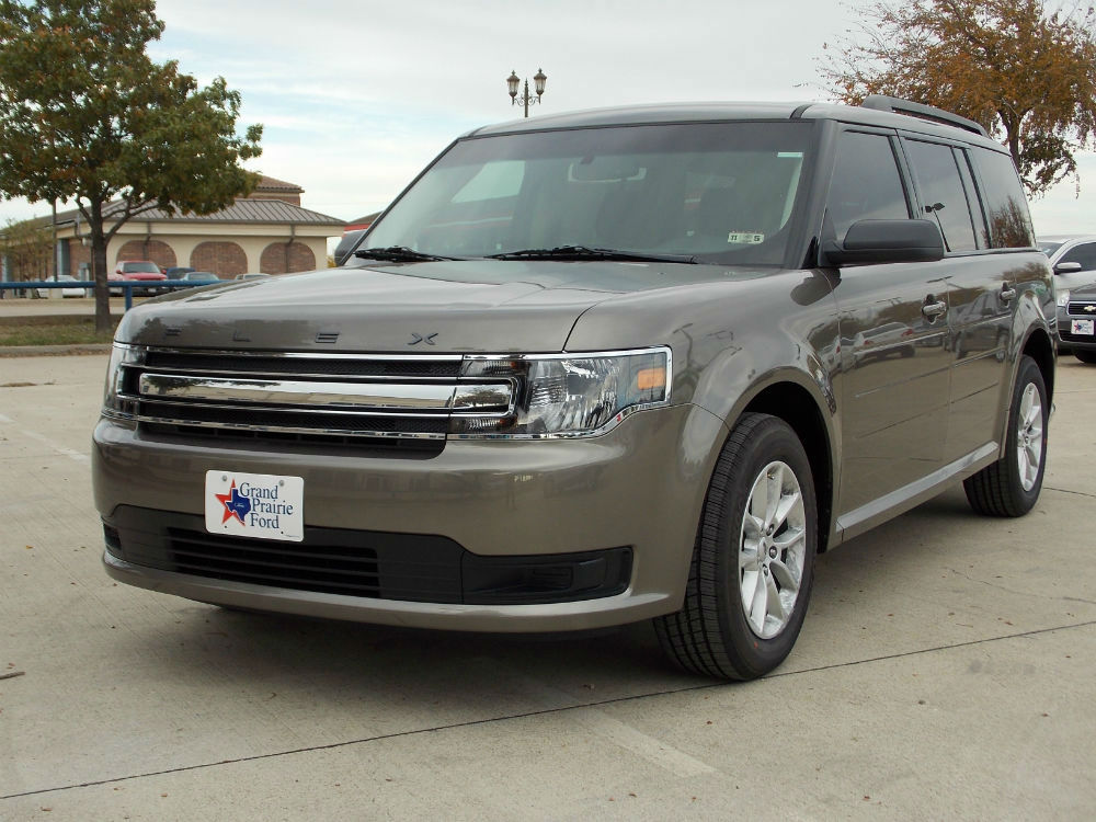 2014 Ford Flex Cars Magazine