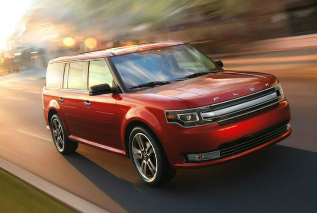 2014 ford flex cars magazine. Black Bedroom Furniture Sets. Home Design Ideas