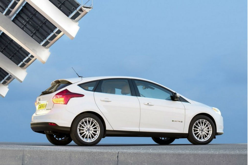 2014 ford focus electric white. Cars Review. Best American Auto & Cars Review