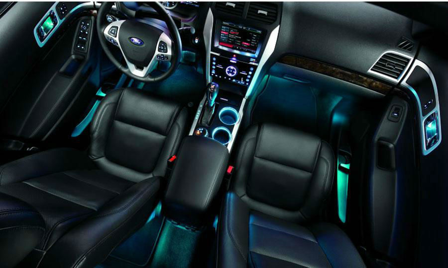 Finest Ford Mustang Interior Lighting With