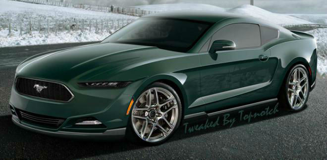 Ford's 2015 Shelby GT350, GT350 Mustangs will be hard to get
