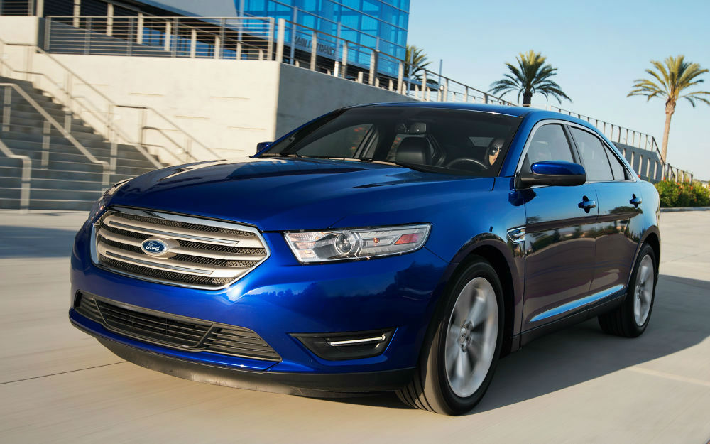 2014 Ford Taurus Cars Magazine