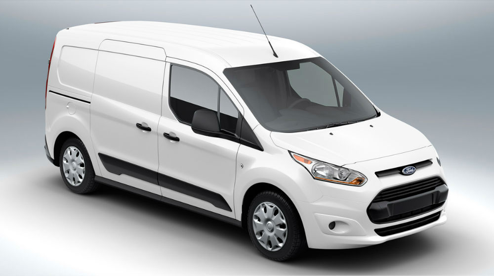 2014 Ford Transit Connect Wagon Camper