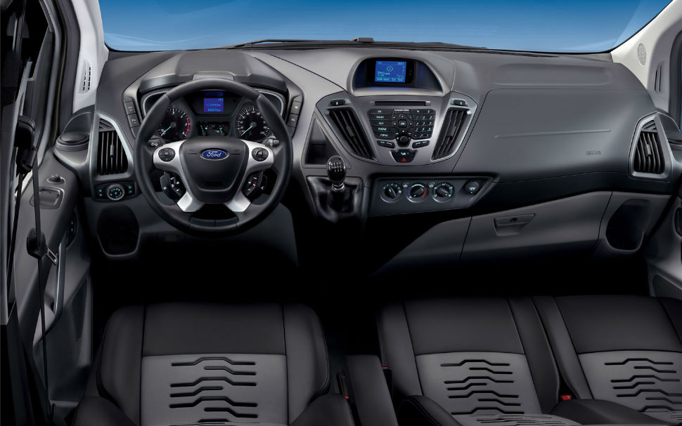 2014 Ford Transit Cars Magazine