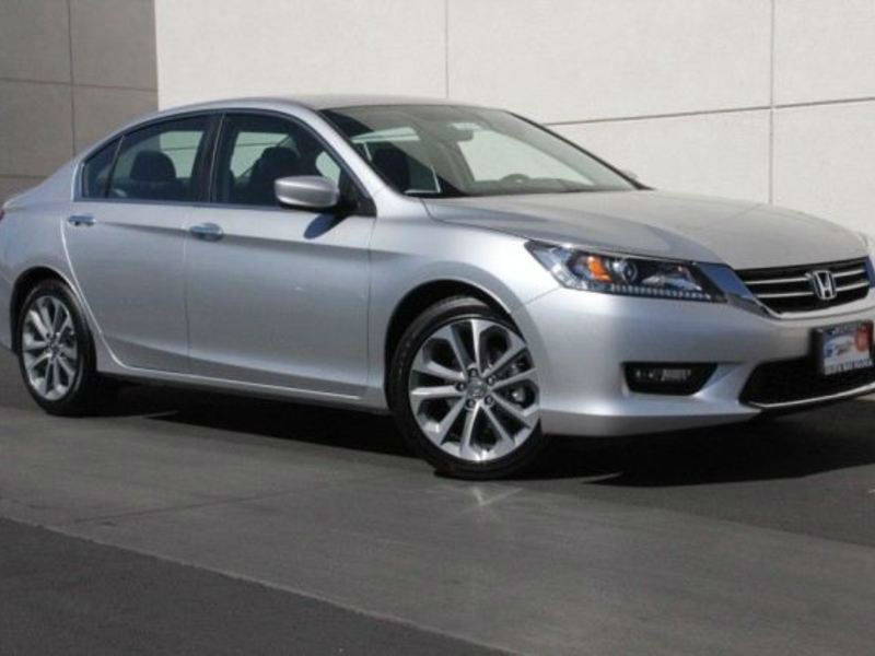 2014 Honda Accord Sedan Sport CVT
