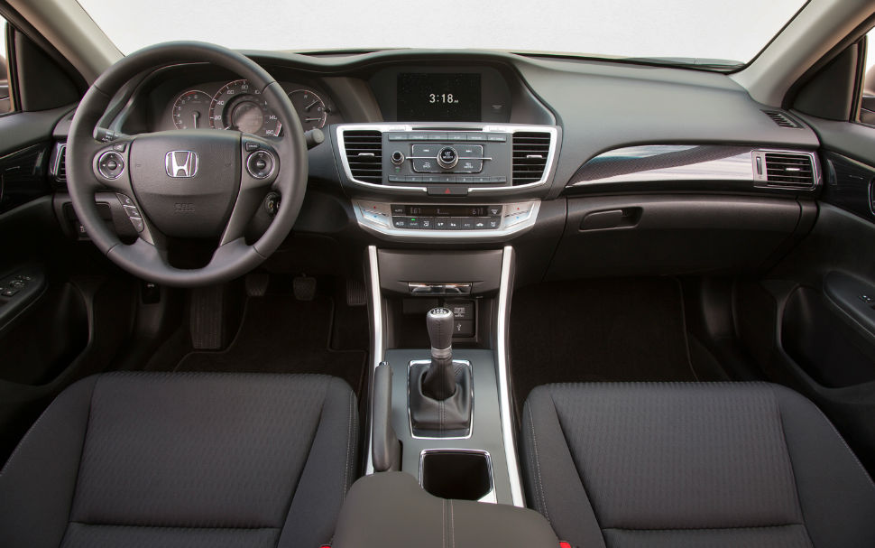 honda accord 2014 interior - photo #34