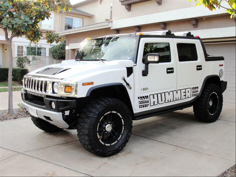 Ford Towing A Dodge >> 2014 Hummer H2 SUT | Cars Magazine