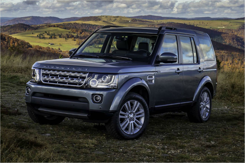 2014 Land Rover Discovery 5