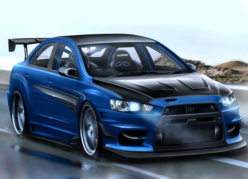 2014 Mitsubishi Lancer Evolution Cars Magazine