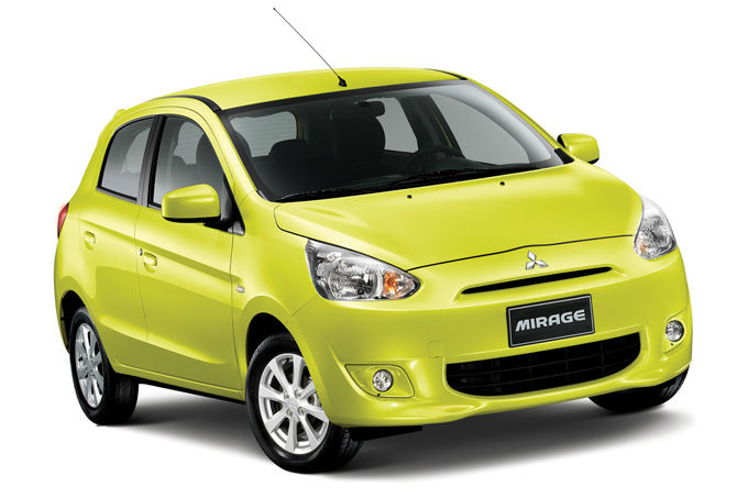 2014 Mitsubishi Mirage G4 Sedan 1.2L GLX MT