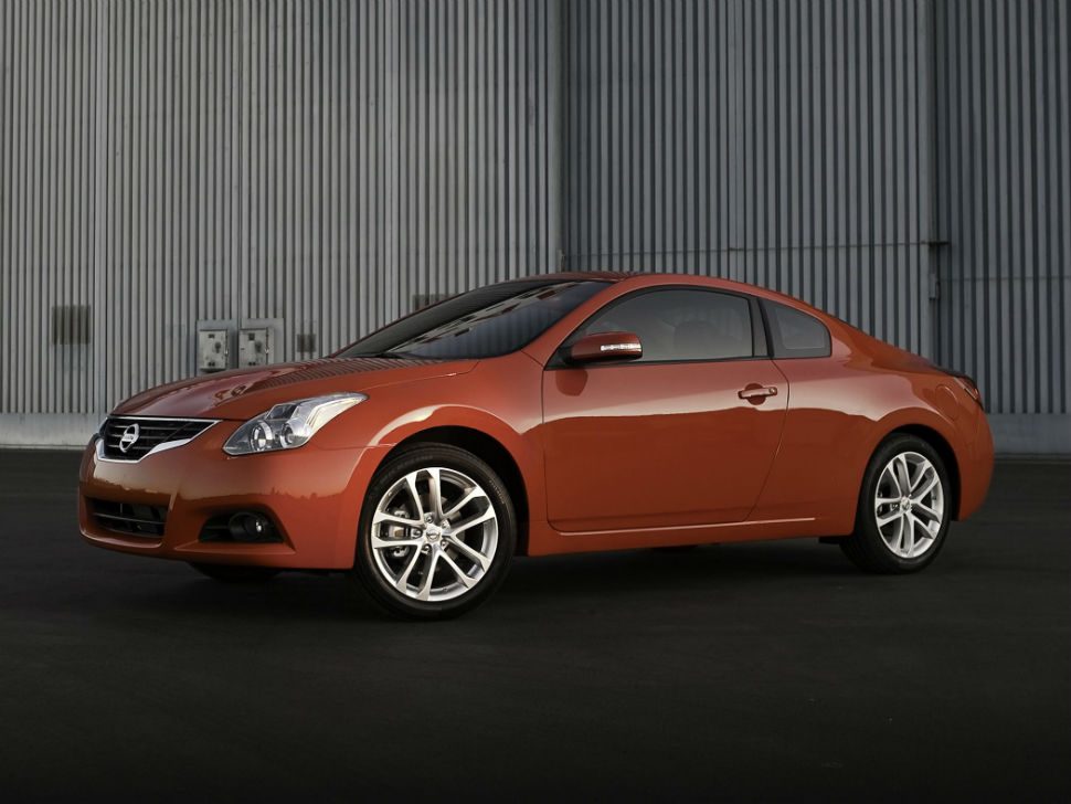 2014 Nissan Altima Coupe 25 S