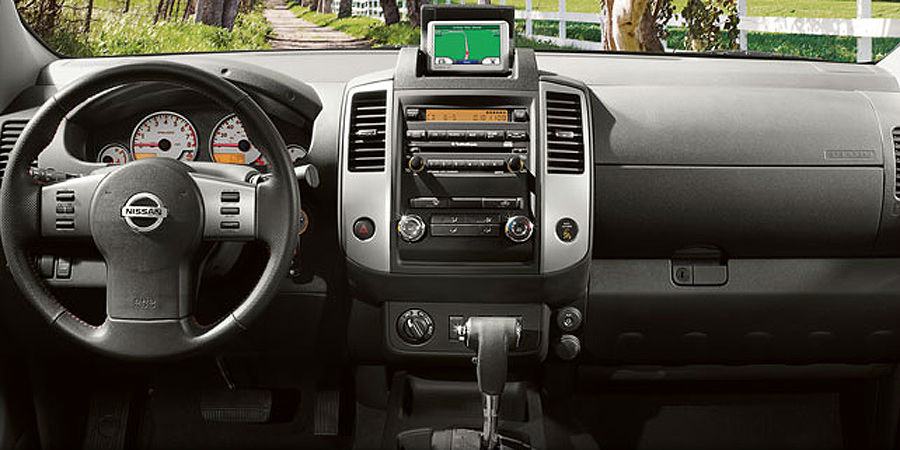 Nissan Frontier Crew Cab Interior on Car Seat In Nissan Cube