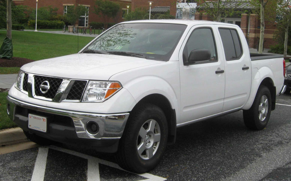 2014 Nissan Frontier Cars Magazine