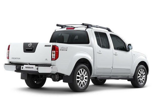2014 Nissan Frontier Pro 4x king cab