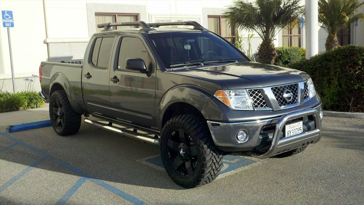 2014 Nissan Frontier | Cars Magazine