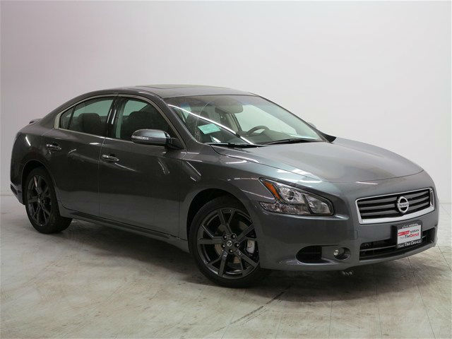 2014 Nissan Maxima Sv Sport Package