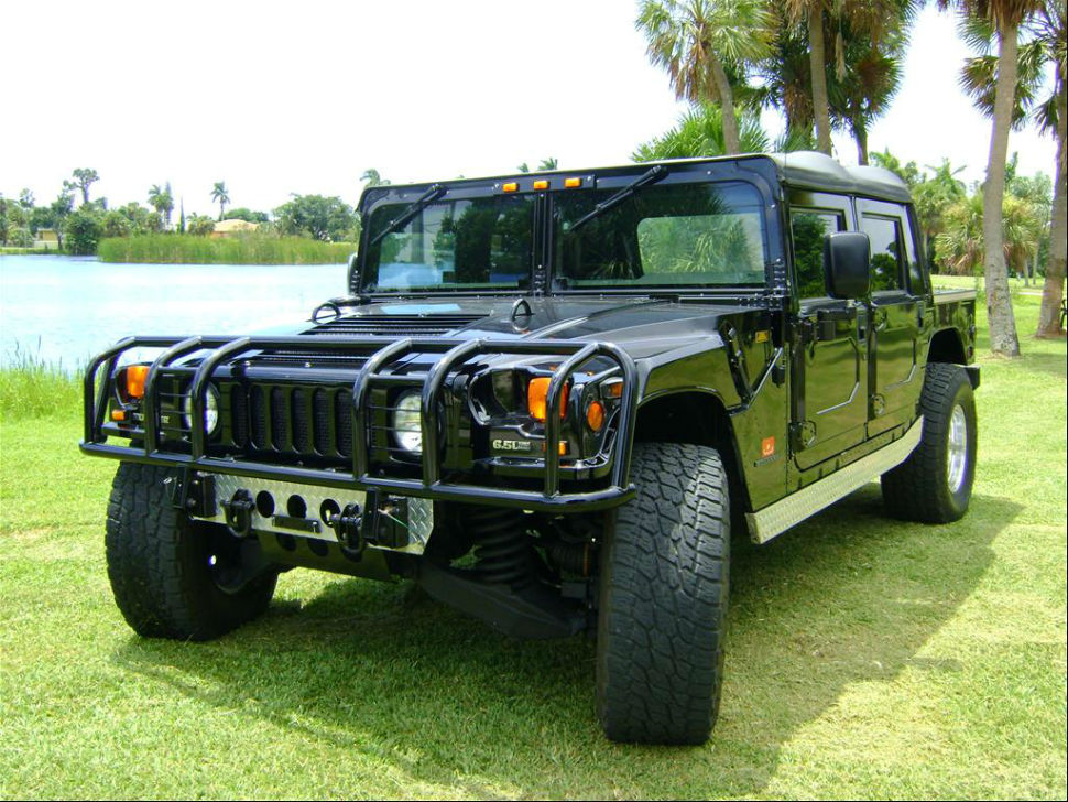 Hummer H1 Truck  Automobile Magazine