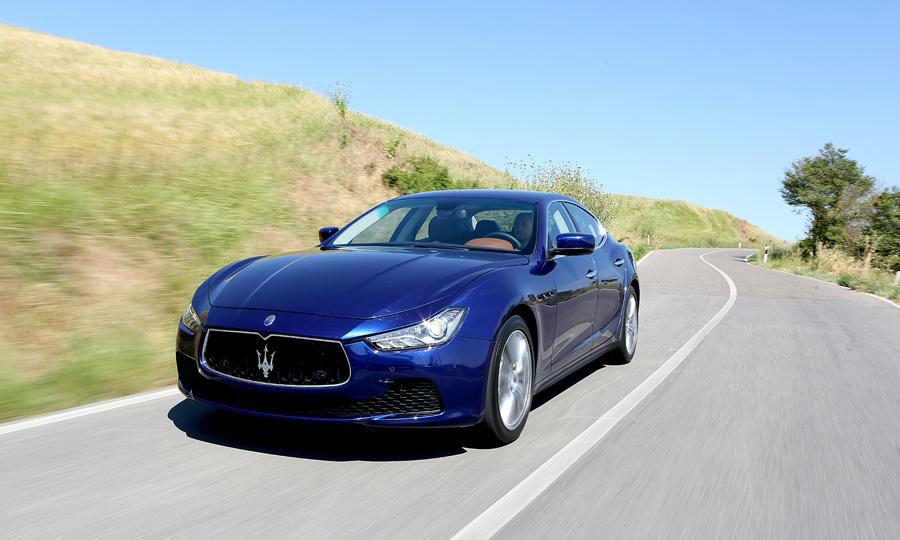 posts maserati ghibli - photo #6