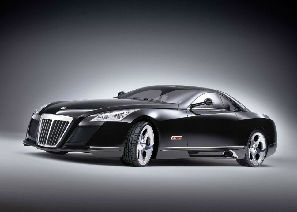 Maybach Exelero 2014