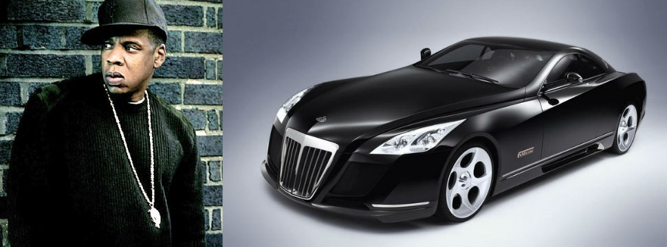 Excelor car - Color: Black  // Description: astonishing exorbitant