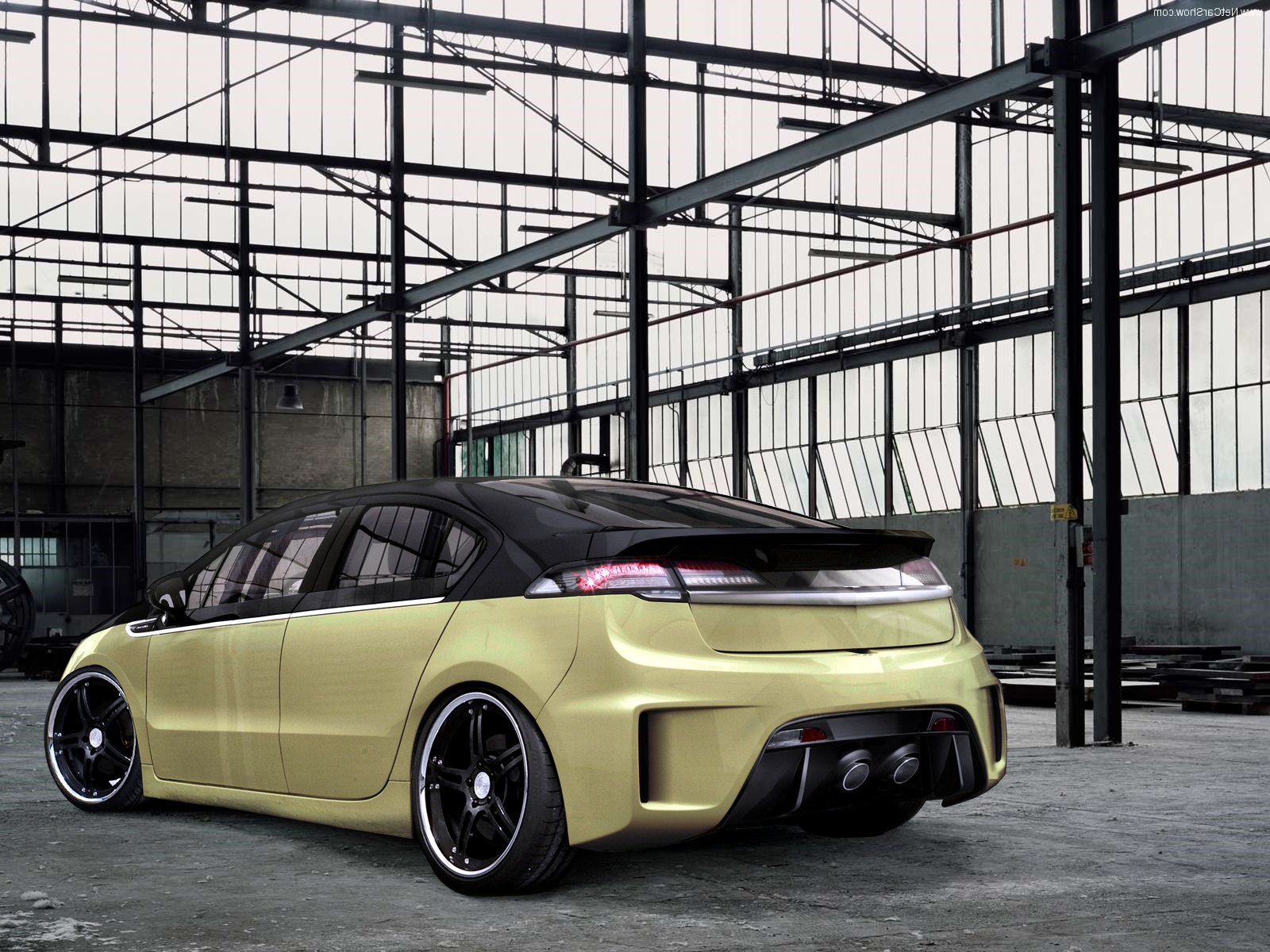 Gallery For > Opel Ampera Tuning