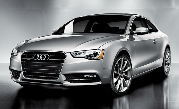 2013 Audi A6 Coupe