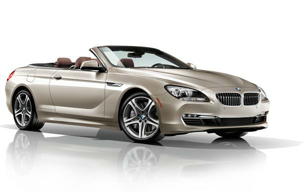 2013 BMW 6 Series Convertible