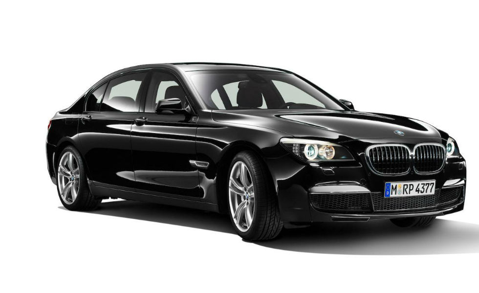 2013 BMW 7-Series Black Model