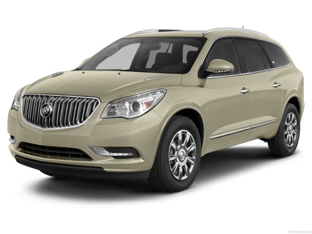 2013 Buick Enclave Champagne Metallic