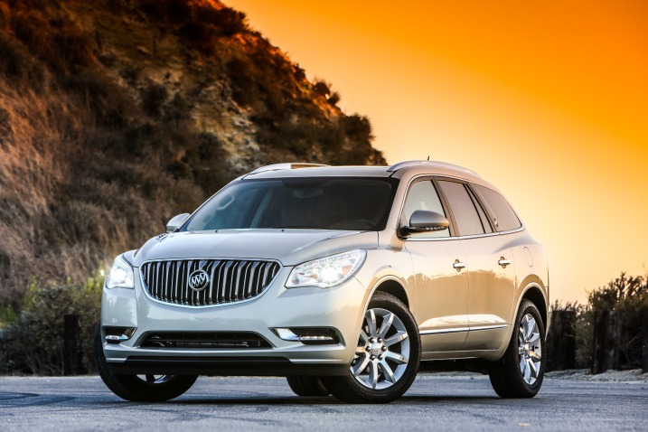 buick view models interior cars enclave latest