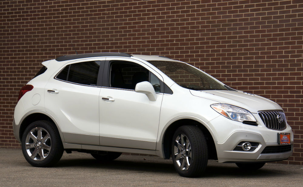 2013 Buick Encore | Cars Magazine