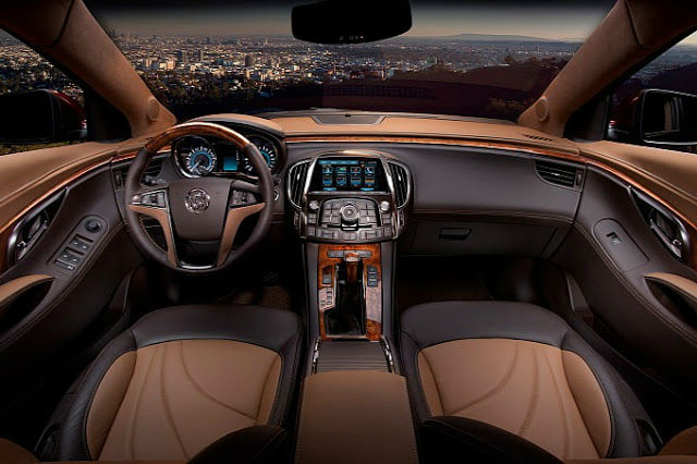 Buick Lacrosse 2013 Interior Autos Post