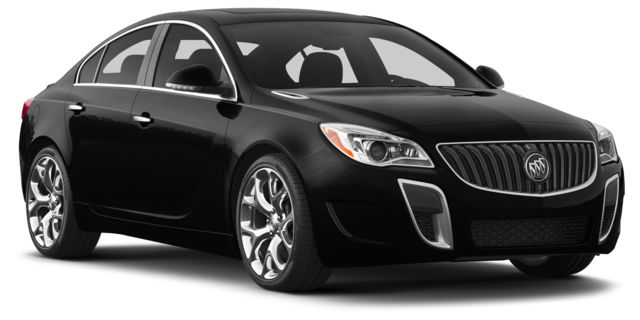 2013 Buick Regal Black