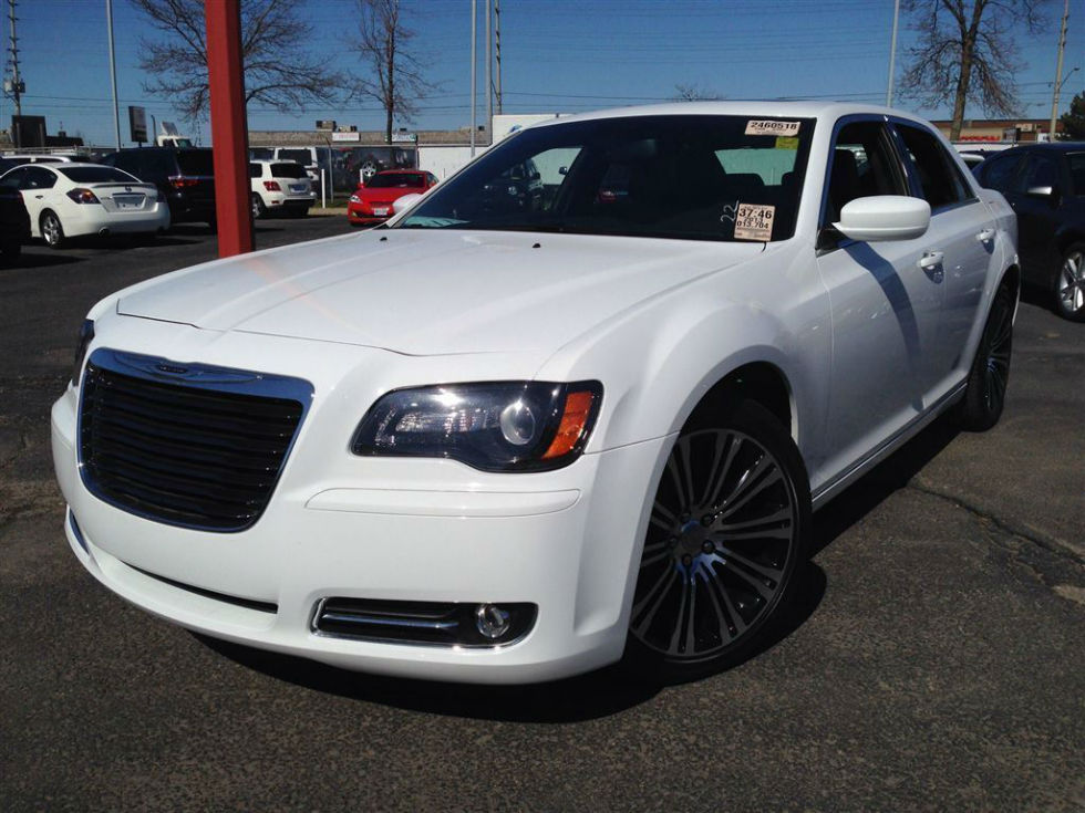 2013 Chrysler 300 S 3.6L V6