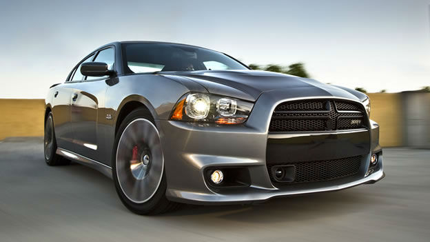 2013 Dodge Charger Srt8 Granite Crystal Metallic