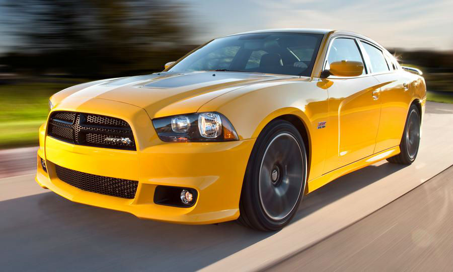 2013 Dodge Charger SRT8 Superbee